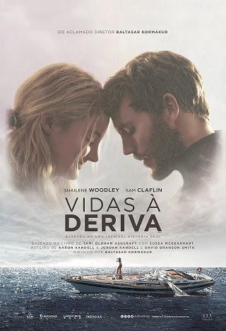 Vidas à Deriva (2018) Poster