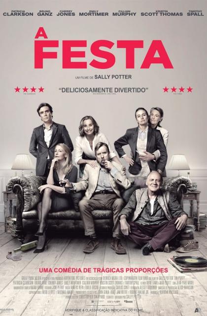 A Festa (2018) Poster