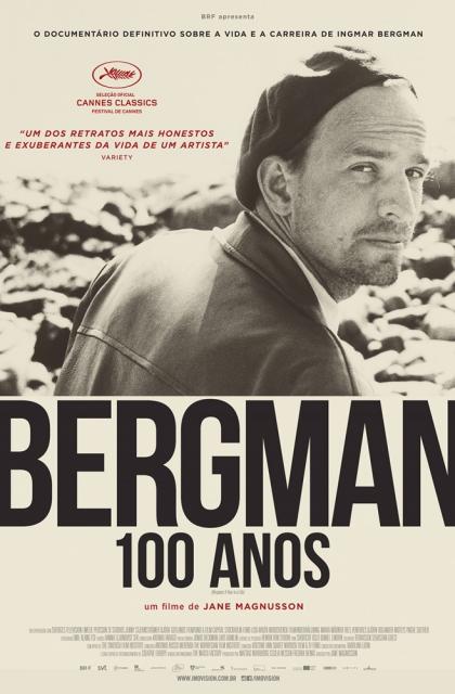 Bergman - 100 Anos (2018) Poster