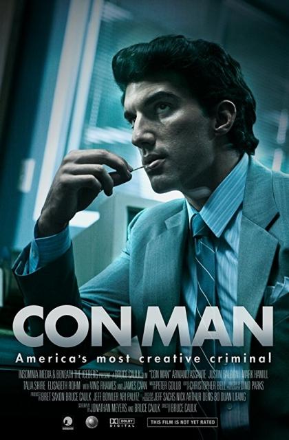 Con Man (2018) Poster