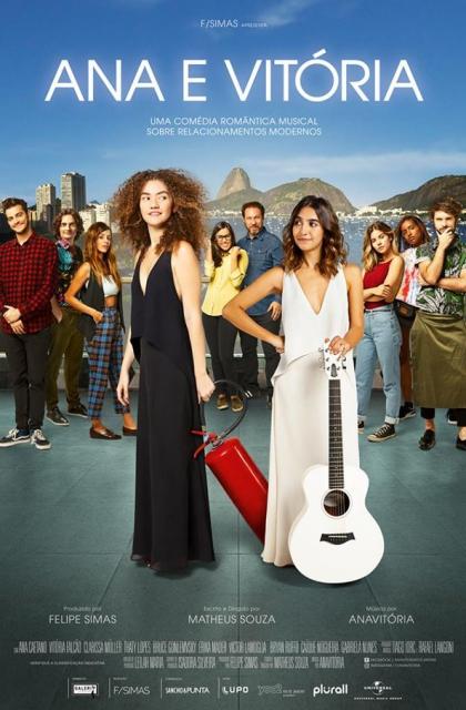 Ana e Vitória (2018) Poster