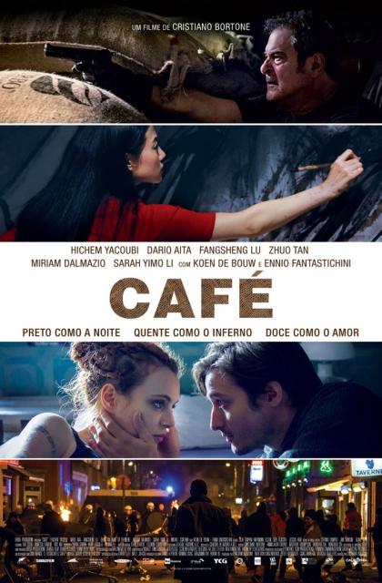 Café (2018) Poster
