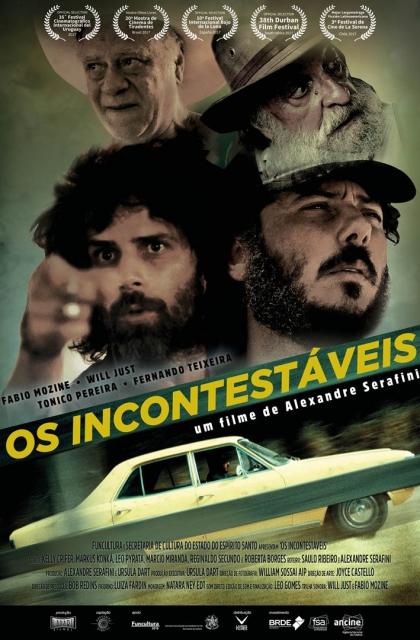 Os Incontestáveis (2018) Poster