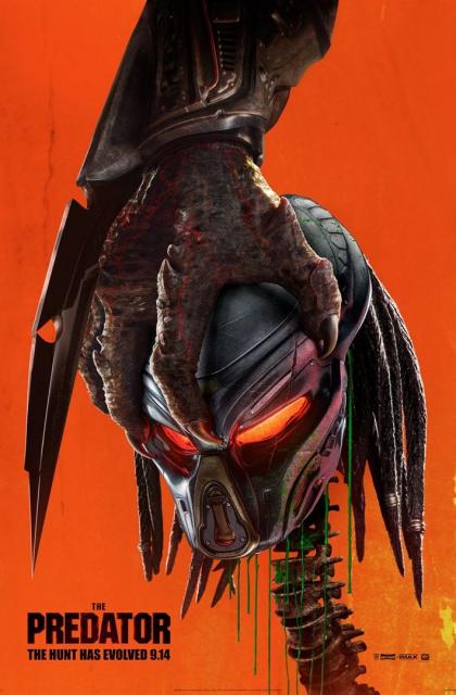 Predador (2018) Poster
