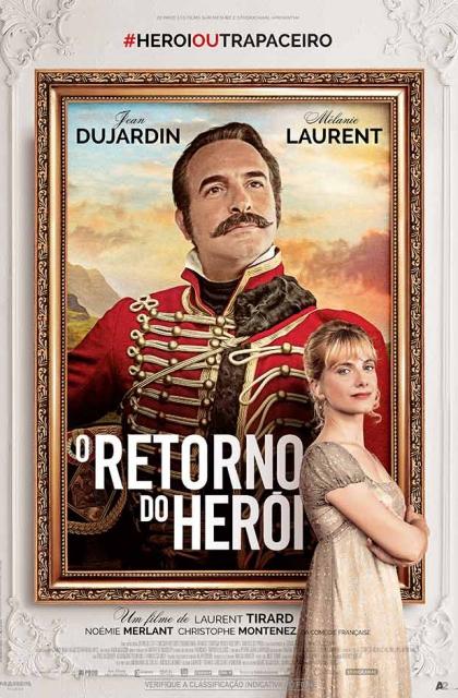 O Retorno do Herói (2018) Poster