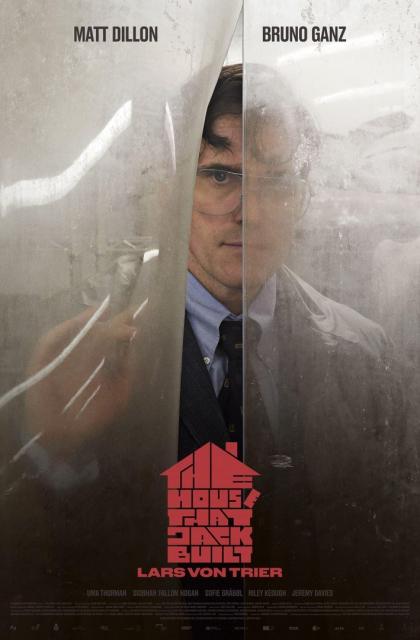A Casa que Jack Construiu (2018) Poster