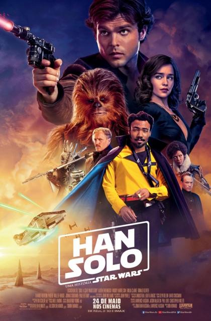 Han Solo: Uma História Star Wars (2018) Poster