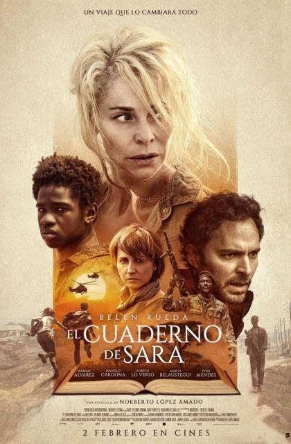 O Caderno de Sara (2018) Poster