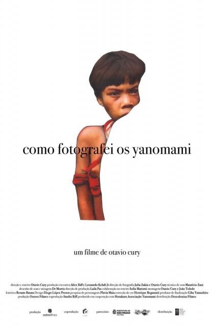 Como Fotografei os Yanomami (2018) Poster