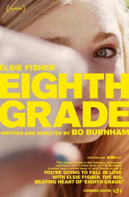 Eighth Grade (2018) Poster