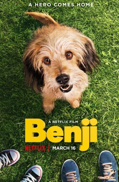 Benji (2018) Poster