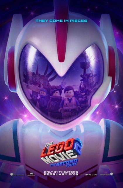 Uma Aventura LEGO 2 (2018) Poster