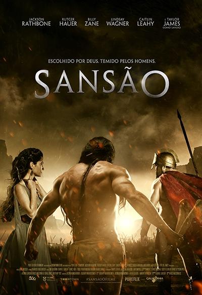 Sansão (2018) Poster