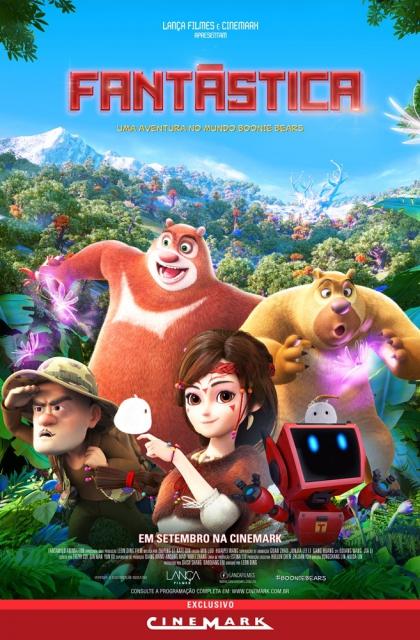 Fantástica (2018) Poster