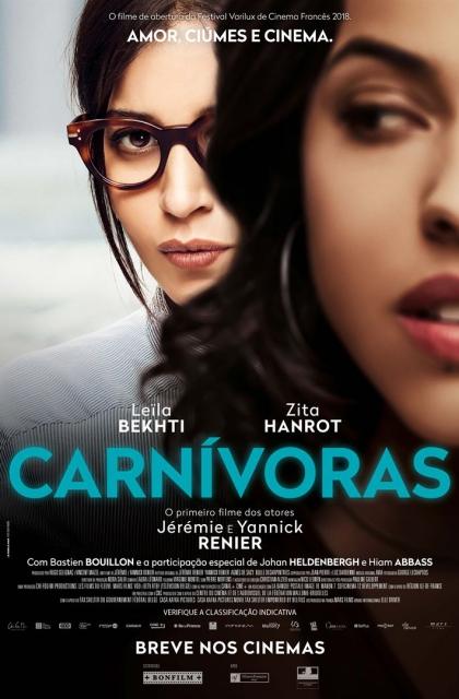 Carnívoras (2018) Poster