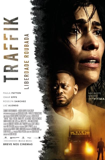Traffik (2018) Poster