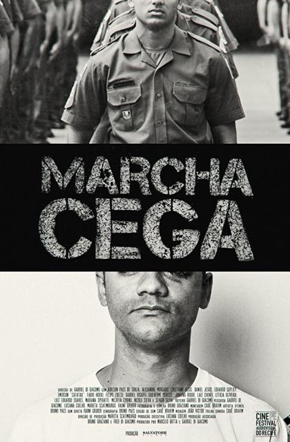 Marcha Cega (2018) Poster