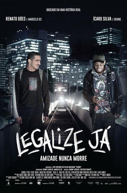 Legalize Já! (2018) Poster