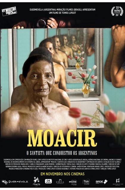 Moacir - O Santista que Conquistou os Argentinos (2018) Poster