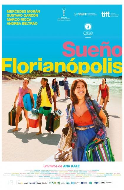 Sueño Florianópolis (2018) Poster