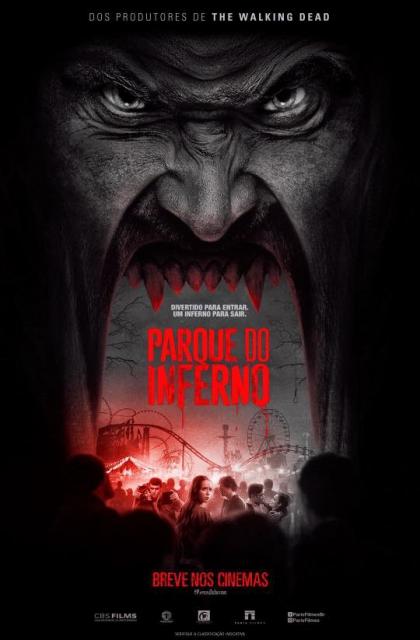 Parque do Inferno (2018) Poster
