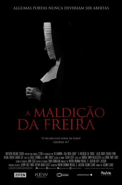 A Maldição da Freira (2018) Poster