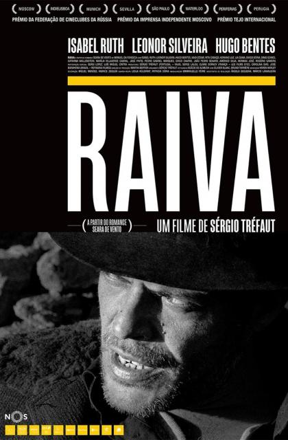 Raiva (2018) Poster