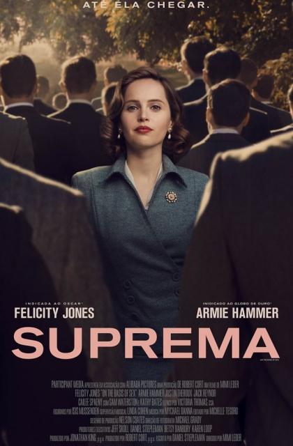 Suprema (2018) Poster