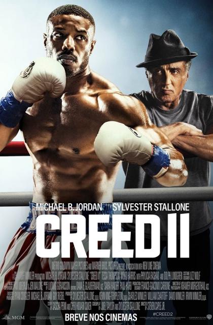 Creed II (2018) Poster
