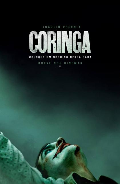 Coringa (2019) Poster