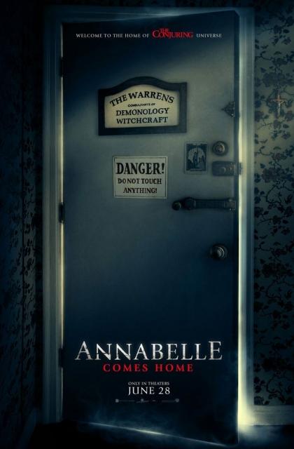 Annabelle 3: De Volta para Casa (2019) Poster