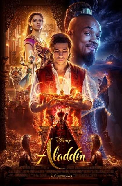 Aladdin (2018) Poster