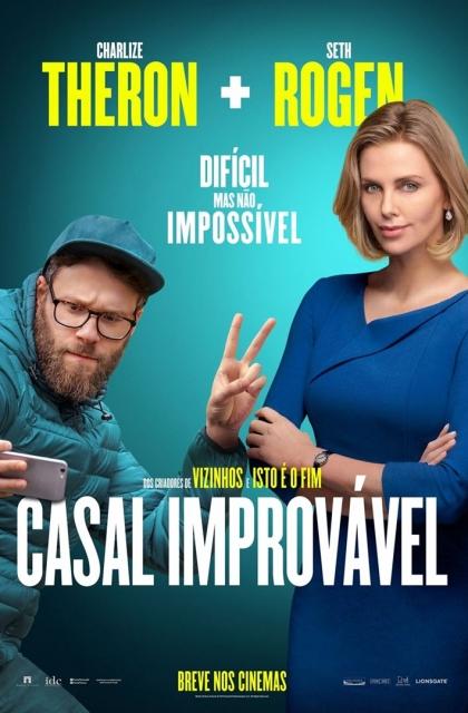 Casal Improvável (2019) Poster