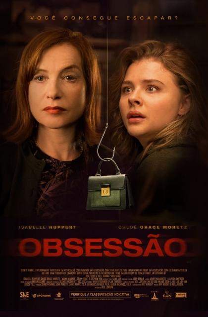 Obsessão (2018) Poster