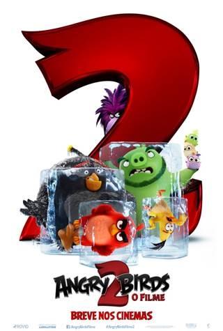 Angry Birds 2 - O Filme (2019) Poster