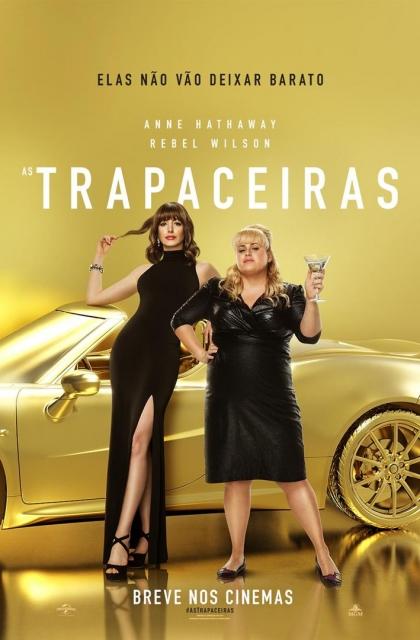 As Trapaceiras (2019) Poster