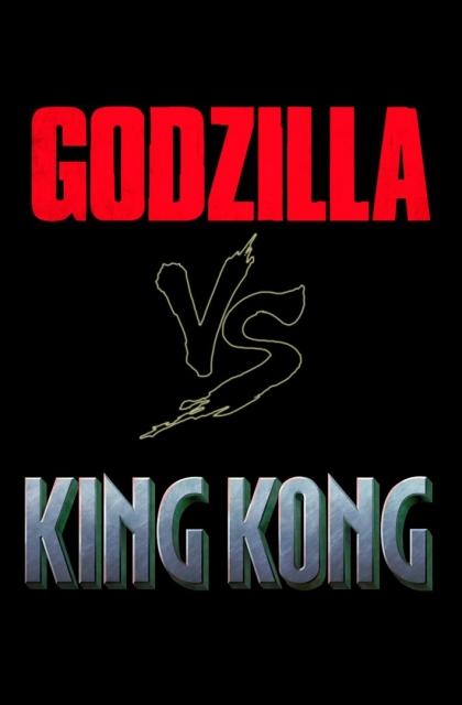 Godzilla vs Kong (2020) Poster