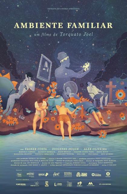 Ambiente Familiar (2018) Poster