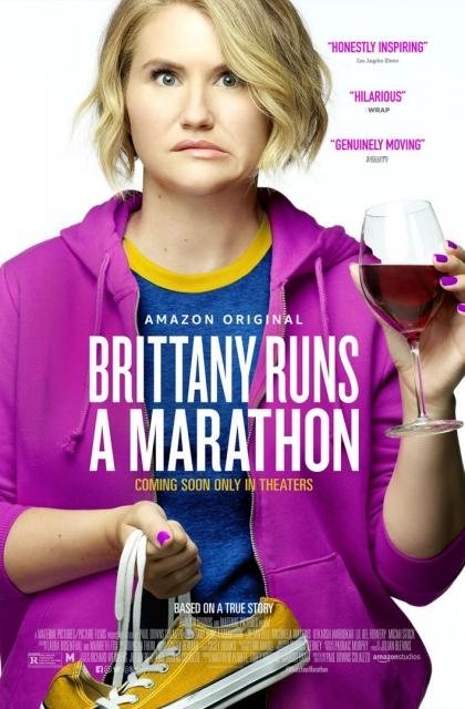 A Maratona de Brittany (2019) Poster