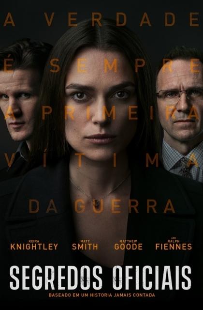 Segredos Oficiais (2019) Poster